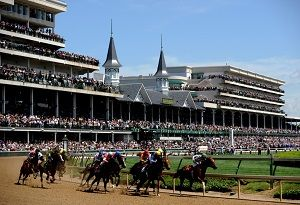 Kentucky Derby, Churchill Downs, Louisville - Race